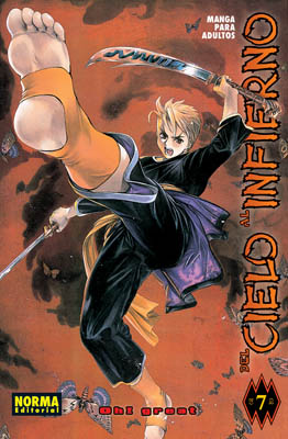 Del Cielo Al Infierno manga tomo 7