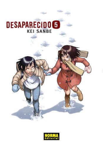 Desaparecido manga tomo 5