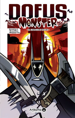 Dofus Monster.Manga El Caballero Negro