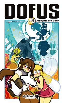 Dofus manga 4