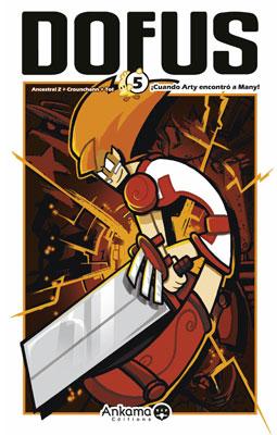 Dofus manga 5