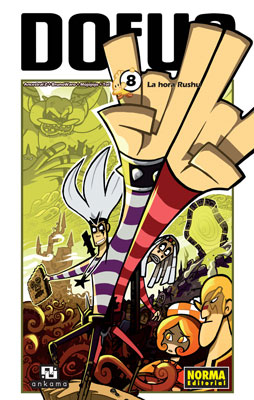 Dofus manga 8