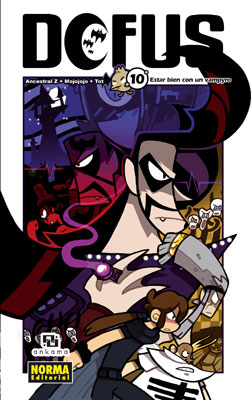 Dofus manga 10