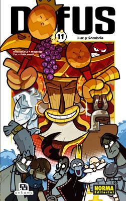Dofus manga 11