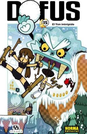Dofus manga 15