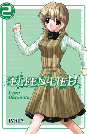 Elfen Lied manga tomo 2