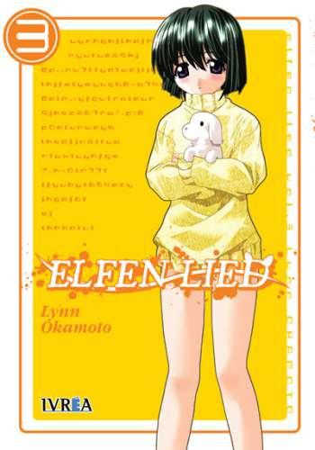 Elfen Lied manga tomo 3