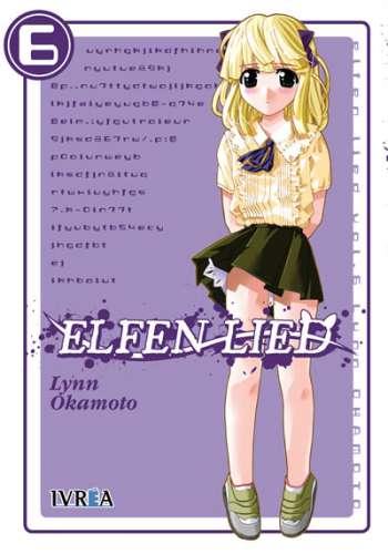 Elfen Lied manga tomo 6