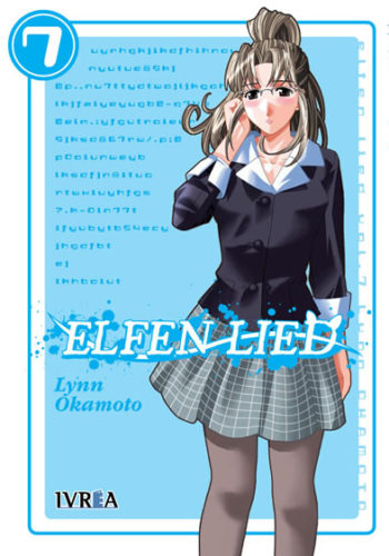 Elfen Lied manga tomo 7