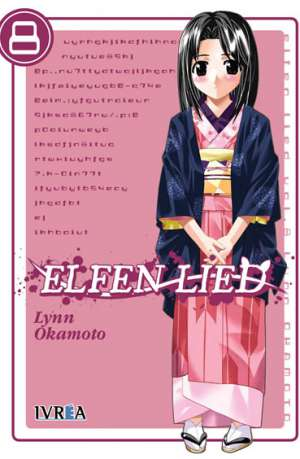 Elfen Lied manga tomo 8