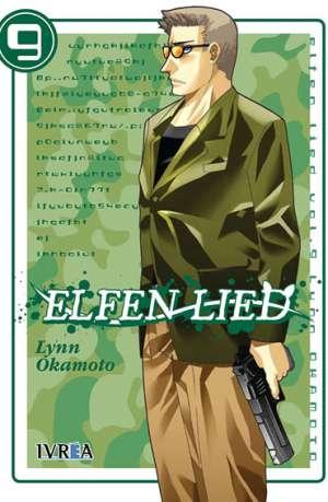 Elfen Lied manga tomo 9