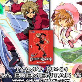Erementar Gerad Manga 01