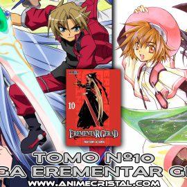 Erementar Gerad Manga 10