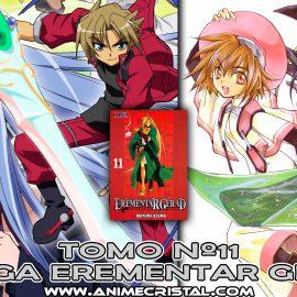 Erementar Gerad Manga 11