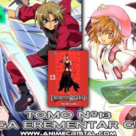 Erementar Gerad Manga 13