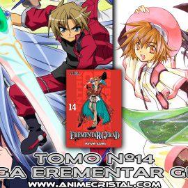Erementar Gerad Manga 14