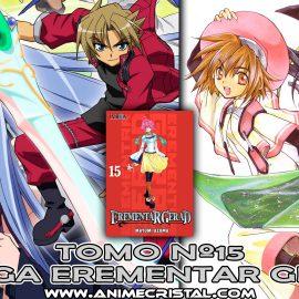 Erementar Gerad Manga 15