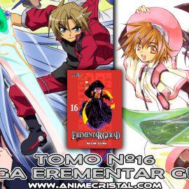Erementar Gerad Manga 16