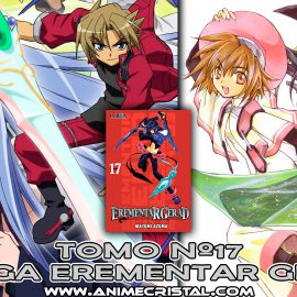 Erementar Gerad Manga 17