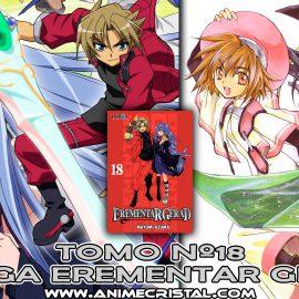 Erementar Gerad Manga 18