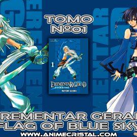Erementar Gerad Flag Of Blue Sky Manga 01