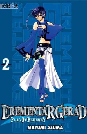 Erementar Gerad Flag Of Blue Sky Manga Tomo 2