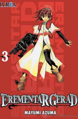 Erementar Gerad Manga Tomo 3