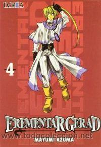 Erementar Gerad Manga Tomo 4