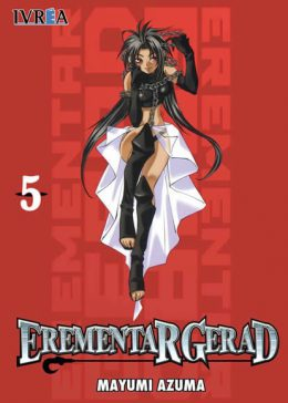 Erementar Gerad Manga Tomo 5