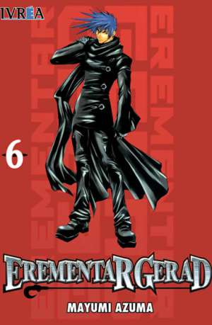 Erementar Gerad Manga Tomo 6