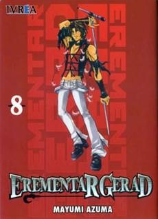 Erementar Gerad Manga Tomo 8