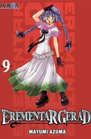 Erementar Gerad Manga Tomo 9