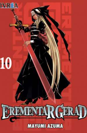 Erementar Gerad Manga Tomo 10