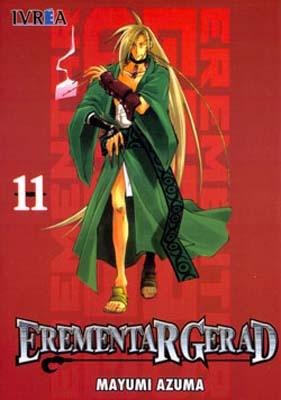 Erementar Gerad Manga Tomo 11