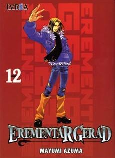 Erementar Gerad Manga Tomo 12