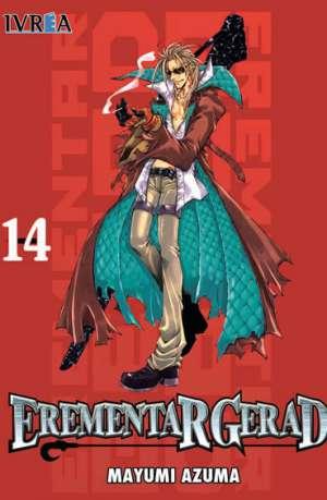 Erementar Gerad Manga Tomo 14