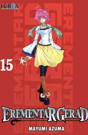 Erementar Gerad Manga Tomo 15
