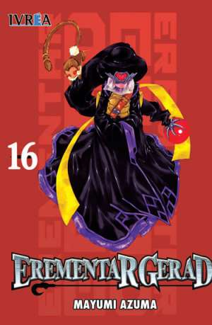 Erementar Gerad Manga Tomo 16