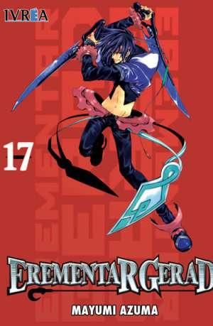 Erementar Gerad Manga Tomo 17