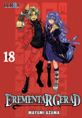 Erementar Gerad Manga Tomo 18