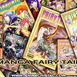 Listado Manga Fairy Tail