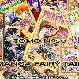 Fairy Tail Manga 50