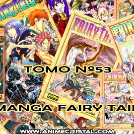Fairy Tail Manga 53