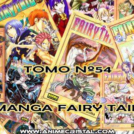Fairy Tail Manga 54