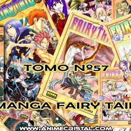 Fairy Tail Manga 57