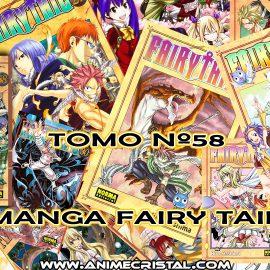 Fairy Tail Manga 58