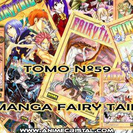Fairy Tail Manga 59