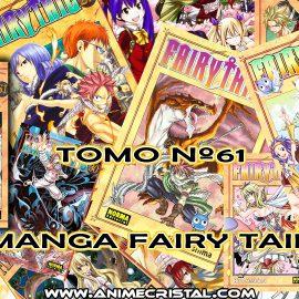 Fairy Tail Manga 61