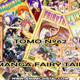Fairy Tail Manga 62