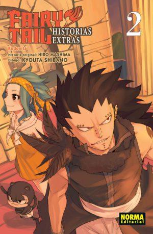 Manga Fairy Tail Historias Extras 02